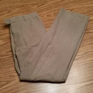 Banana republic straight fit pants,33x32,grey